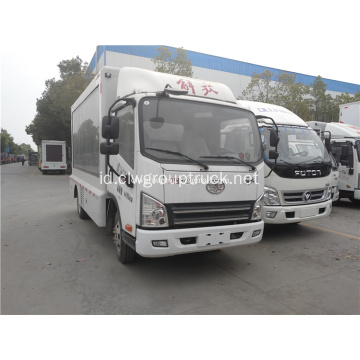 Mobile Stage Truck / Outdoor LED Mobile Truck